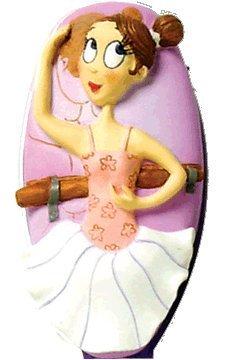 Herdoos Pink Ballerina Full Size Brush (Full Size)