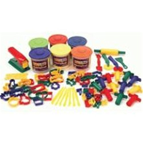 Chenille Kraft Company CK-9783 Colossal Crafts Super Value Dough And Tool Box .supply.from:unbeatablesales