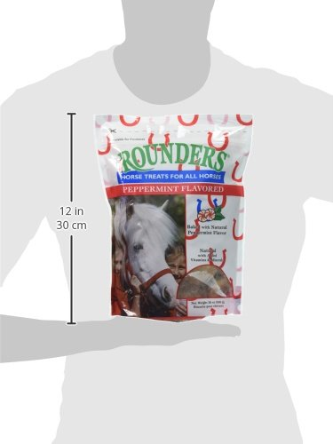 Peppermint Rounders Horse Treat 30 oz. by KENT NUTRITION GROUP/BSF (Image #2)