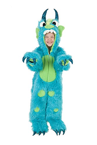 Cute Monster Costumes (Princess Paradise Boris the Monster Costume, Multicolor, X-Small (4))