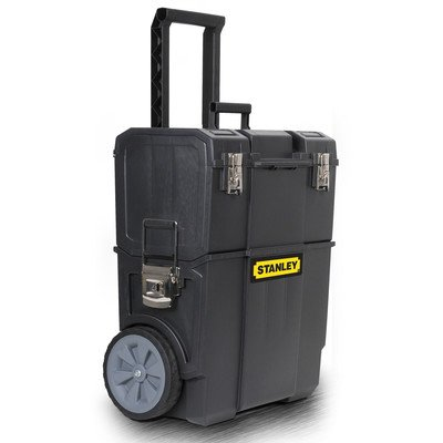 Mobile Work Center Tool Cart by Stanley Tools