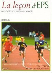 La leçon d'EPS. Gravitation autour de l'élève, 2ème édition