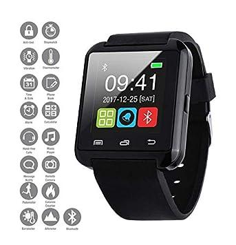 Smartwatch, Reloj Inteligente Android con Ranura para Tarjeta SIM, Pulsera Actividad Inteligente para Deporte