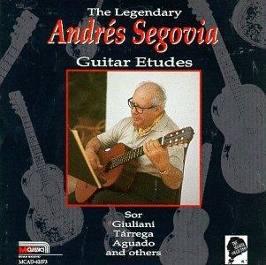 The Segovia Collection Vol. Etudes Jacksonville Mall - Guitar List price 7