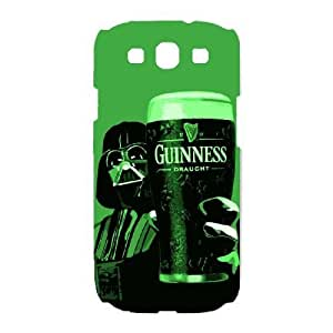 Samsung Galaxy S3 I9300 Case Cell phone Case GUINNESS Plastic Hnok Durable Cover