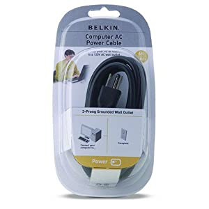 Belkin AC Power Replacement Cable (F3A104A-06) (F3A104A-06) by Belkin Components
