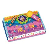 Doodlebops Cake Topper