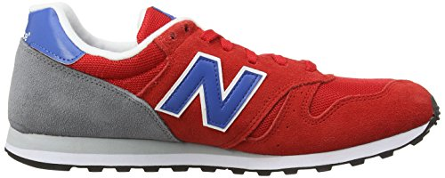 Red Sneaker New Rer Rosso Uomo Balance 373 qBBrwzXE