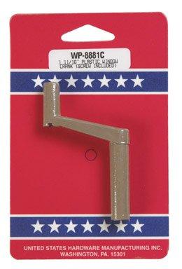 U.S. Hardware Window Crank 5/16