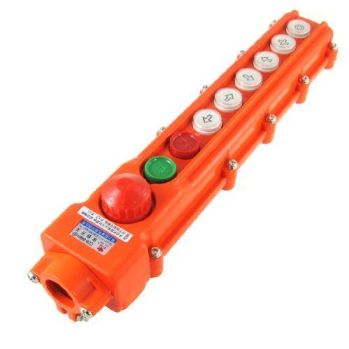 DealMux Hebemaschine-grúa 6 6 6 posibilidades de pulsador Up down de la lluvia-Prueba W not-de- b9191c