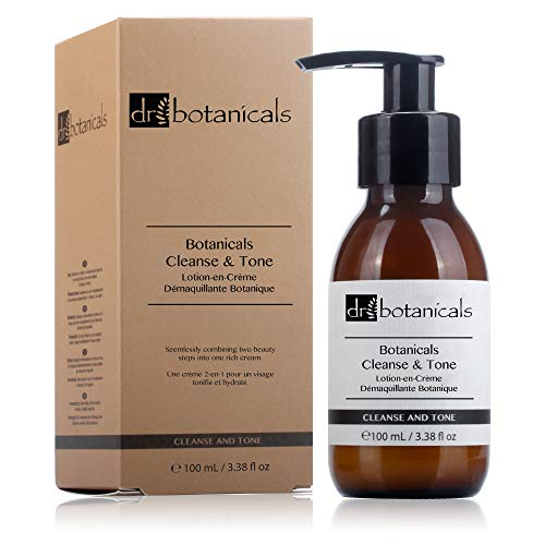 Dr Botanicals Cleanse and Tone, 3.38 Fl Oz from Dr Botanicals