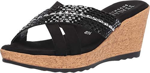 ITALIAN Shoemakers Women's Lyra Black 7 M ()