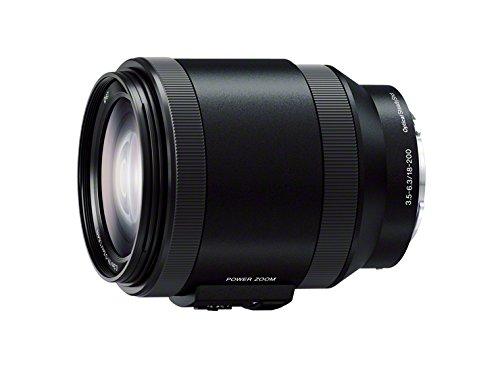 (Sony  SELP-18200 E-Mount 11x Zoom Lens)