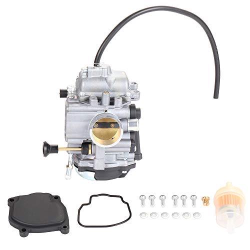 ECCPP Carburetor AR1501CA155RA Replacement Carburetor Fit for Yamaha Wolverine 350 YFM350FX 4x4 ATV 4WD 1996 1997 1998 1999 2000 2001 2002 2003 2004 2005
