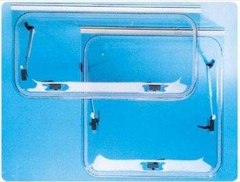 Amazonfr Baie Fenêtre Universelle Bleu Wxh 1550x650 Accessoires