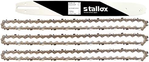 embalaje original 2 cadenas sierra para Stihl sierras de cadena 30 cm 3//8-1,3-44//nuevo