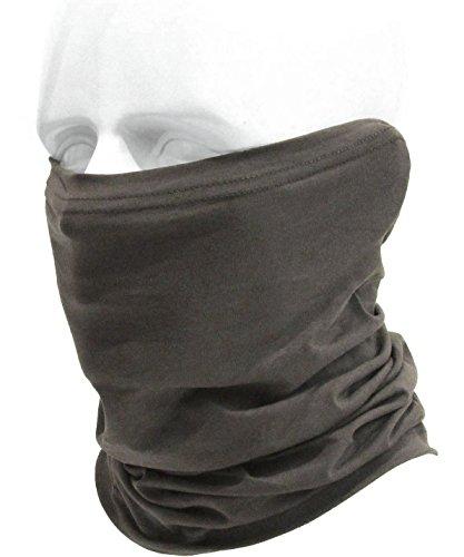Dhana Style Multifunctional Magic Scarf, Bandannas Tube, Headband, Muffler Scarf Face Mask, High Elastic Head Wrap with UV Resistance, Head scarves Type:AHT-CTN (D.Olive)