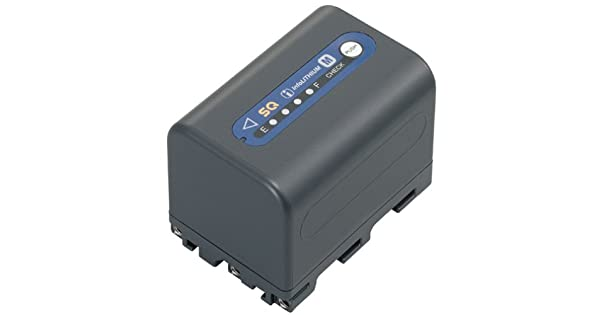 Sony NP-QM91D Lithium-Ion Battery for DCR-DVD101 201 301 SR1 /& HDR-HC1 Camcorders