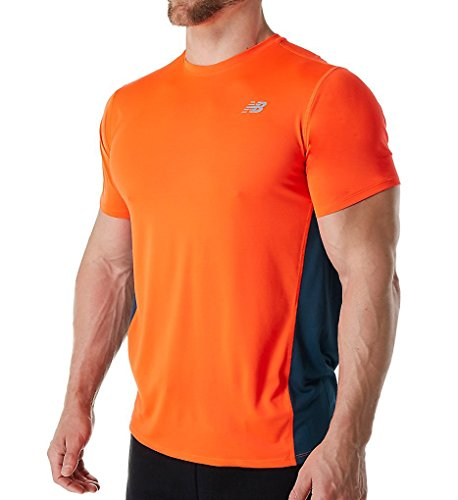 t-shirt running new balance
