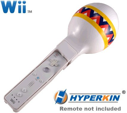 Wii Maraca Controller for Samba de (Wii Maraca)