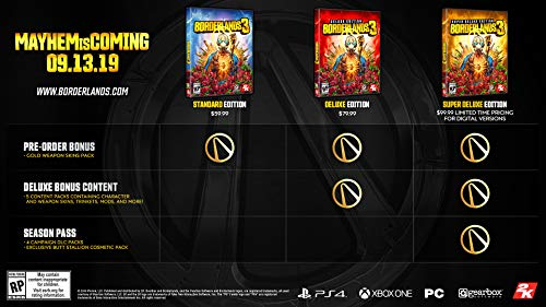 Borderlands 3 Super Deluxe Edition - Xbox One by 2K (Image #2)