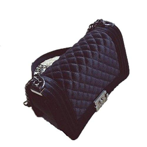 shoulder Black Velvet Cross bag red shoulder Handbag Body Bag Messenger Ladies bag bag Fashion Wine 156wx