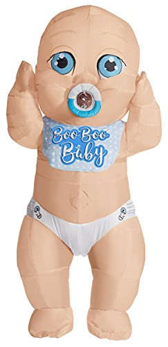 Rubie's Men's Boo Baby, As Shown, One Size - Boo Halloween Costume
