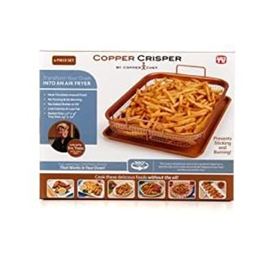 Copper Chef Copper Crisper