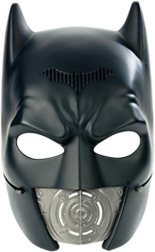 Batman Missions Batman Voice Changer Helmet (Best Batman Toy For 3 Year Old)