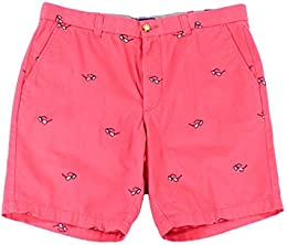 Mens Sunglasses Twill Embroidered Casual Shorts