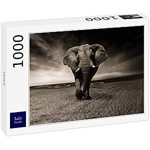 Lais Puzzle Elefante 1000 Pezzi