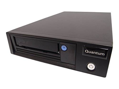 Quantum Tape Drive Components Other TC-L62BN-EZ-C, Black by Quantum