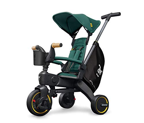For Sale! Doona - Liki Trike S5 - Racing Green