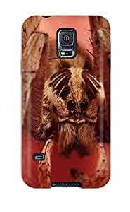 Tpu Marc Stanley Shockproof Scratcheproof Spider Animal Other Hard Case Cover For Galaxy S5