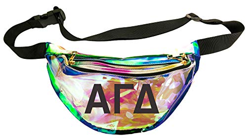 Alpha Gamma Delta - Sorority Fanny Pack - Stadium Approved Waist Pack