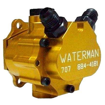 Waterman Racing Components 200040 Fuel Pump 400 Sprint L/W