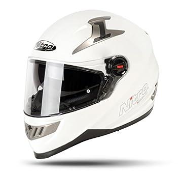 187147 - Nitro N2100 Uno Motorcycle Helmet XL White (13)