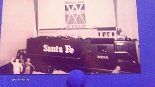 Santa-Fe Dummy GP-9 Diesel 027 - Gp9 Diesel Engine