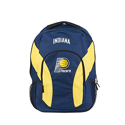 Indiana Pacers Draft - Officially Licensed NBA Indiana Pacers Draftday Backpack