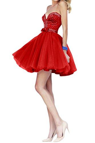 TOSKANA BRAUT - Vestido - Noche - para mujer Rojo