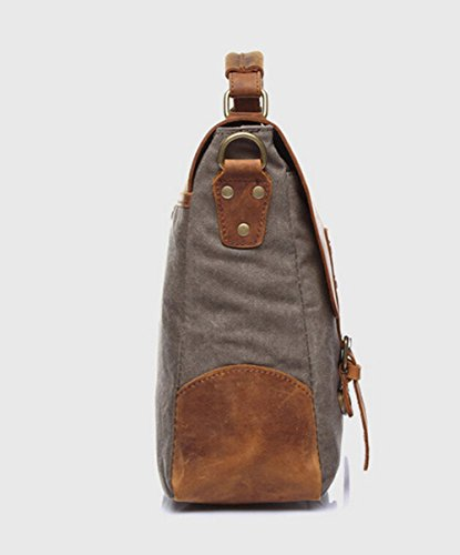 Bolsa Vintage Taleguilla Mano de de de del Hombres Mensajero Bandolera Lona Bolso Bolsos px7nY