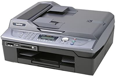 Brother MFC-420CN Color Inkjet Network Multifunction