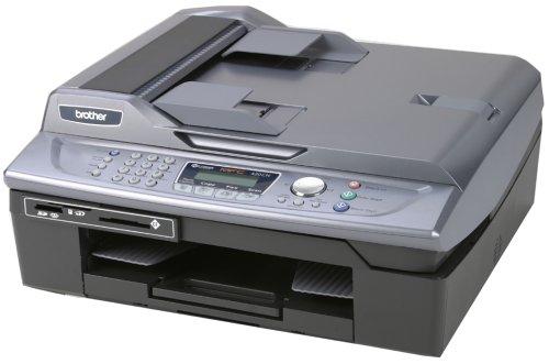 Brother MFC-420CN Color Inkjet Network Multifunction Brother Mfc 420cn Printer