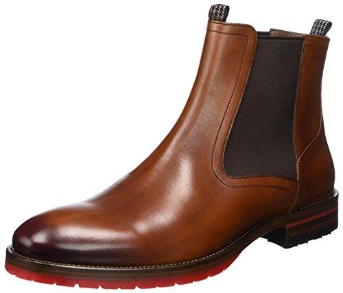 Floris van Bommel Herren 10976 Chelsea Boots Braun (Brown)