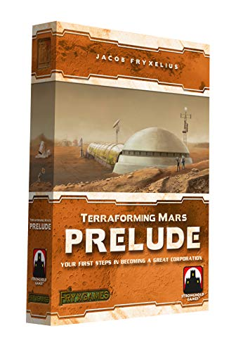 Terraforming Mars Prelude