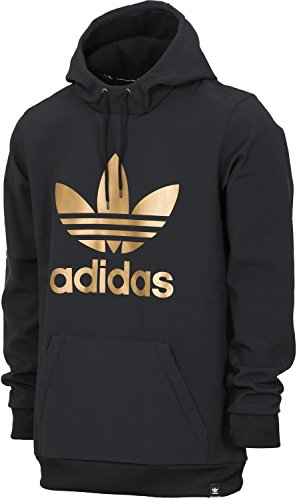 adidas Skateboarding Mens Team Tech Hoodie