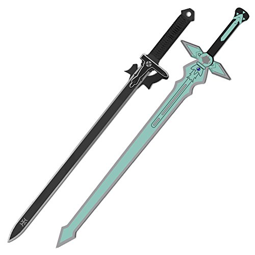 Armory Replicas Dark Repulser Dual Blades Elucidator Swords]()