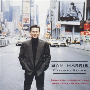 sam harris singer - 2