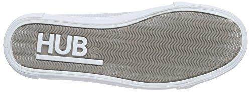 Otsu Femme L 068 Blau Flow Sneaker Nubuck Perf ice wht Bleu Hub 1dfwSxq1