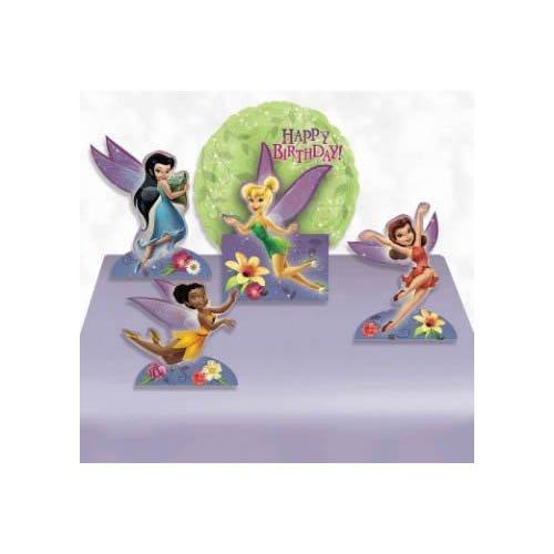 Tinkerbell Balloon Centerpiece -